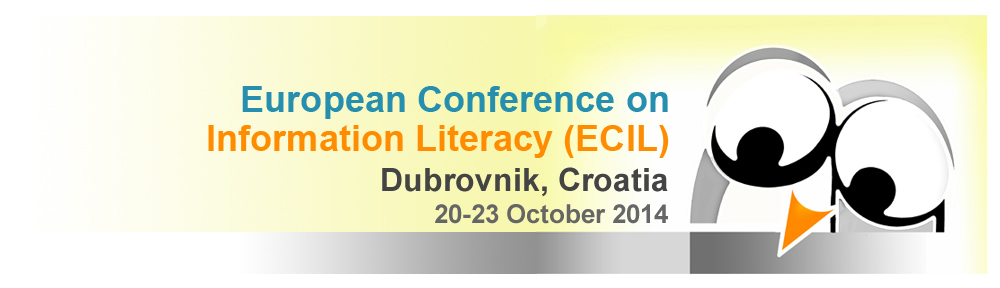 ECIL2014 | European Conference on Information Literacy